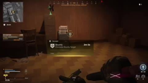 Modern Warfare : always check behind the door