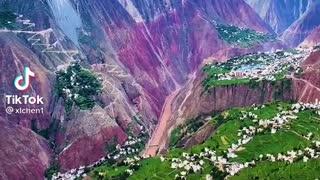 A wonderful nature scene#
