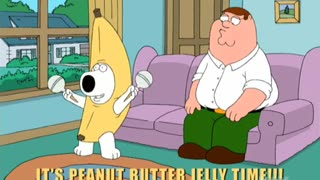 Family Guy: Peanut butter jelly time