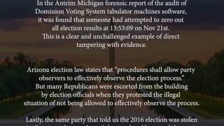 2020 Voting fraud