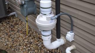 Radon Mitigation System, parts needed and installation - Part 1 of 2