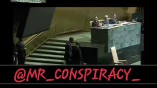 Exposing the New world order hidden tape