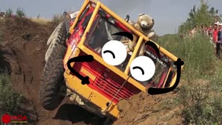 Off Road Truck Mud Race / Extreme off road Truck doodle – Laugh Daily