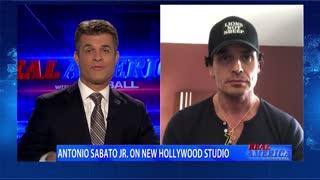 Dan Ball W/ Antonio Sabato Jr.