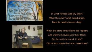The Tyger / William Blake Poem / Original music