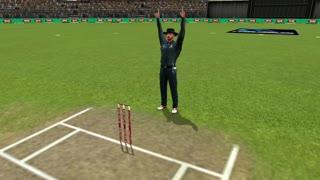 Pakistan vs India super over In game