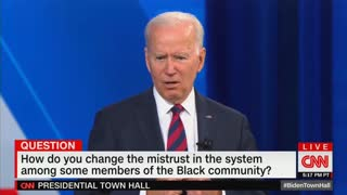 Joe Biden knows Where I Live?