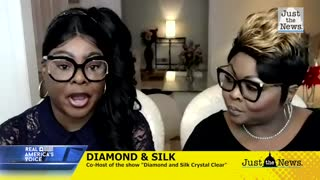 Diamond and Silk: You can't have the backing of dead people