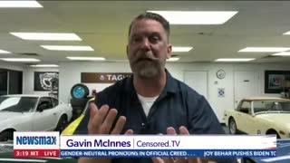 Gavin McGinnes vows lawsuit against Biden, media over 'white supremacist' claims