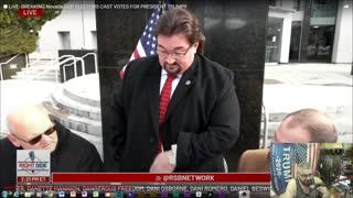 Breaking news! Nevada GOP electors vote for TRUMP