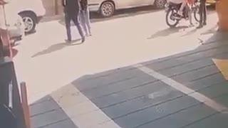 Video: así fue la fuga de Aída Merlano