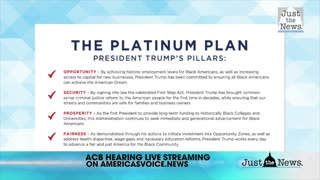 Ice Cube helps Trump with Platinum Plan for black Americans