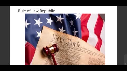 America, a Republic, Not a Democracy