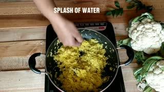 Keto Lemon Rice