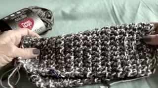 Crochet a Dog sweater/coat