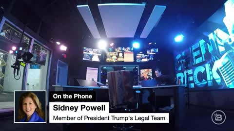 """Lawyer Sidney Powell Says Trump Team Has """"Massive"""" Evidence, Lawsuits Coming SOON 
