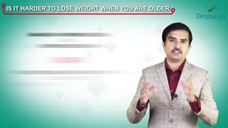 How to Weight Loss, which Gets Harder With Age