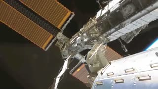 International Space Station - Inside ISS