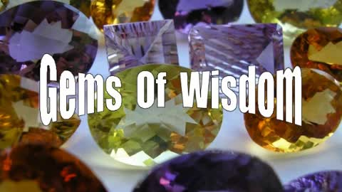 Gems Of Wisdom From Ecclesiastes Chapter 7