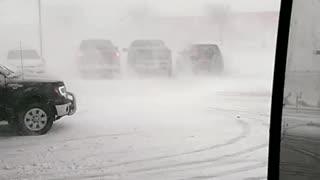 Colorado's bomb cyclone