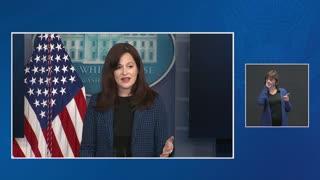 The White House Feb 17, 2021 -- Press Secretary Jen Psaki Holds Press Briefing