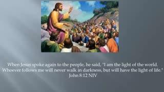 jesus narration