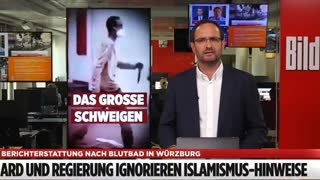 """""""ARD und Regierung ingnorieren Islamismus-Hinweise"""" - BILD (30 . Juni 2021)"""