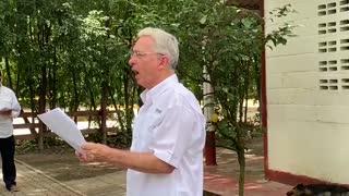 """Uribe: """"Mantendré la lucha por mi honorabilidad"""""""