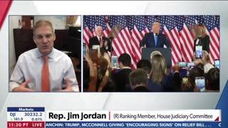 Rep. Jim Jordan on Newsmax TV 12.8.2020