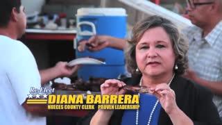 Texas Democrats, Texas Tough, Nueces County Slate, 60 sec