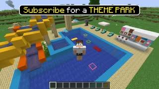 Minecraft: 15+ Summer Build Hacks! , Minecraft Hacks