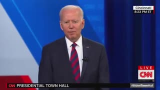 Biden MALFUNCTIONS on Live TV - Repeats Same Phrase Three Times Before Trailing Off