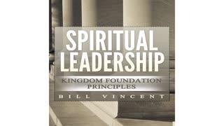 Spiritual Leadership by Bill Vincent - Audiobook