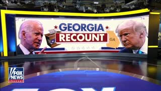 Georgia Suddenly Finds 2,600 Uncounted Ballots — Trump Campaign Reacts