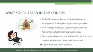 Cryptocurrency & Bitcoin Trading