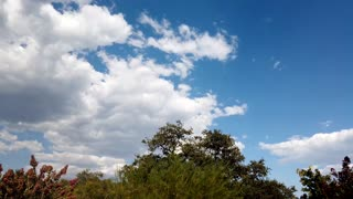 Time Lapse Clouds