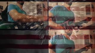 Star Spangled Banner 'Merica Style