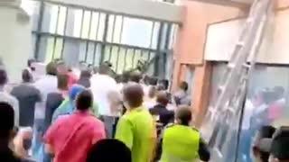 Pánico causó balacera al interior de un Centro Comercial en Cali