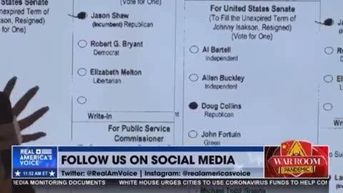 Huge Update On Georgia Election Audit