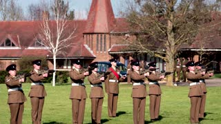 Family farewells Captain Tom at funeral