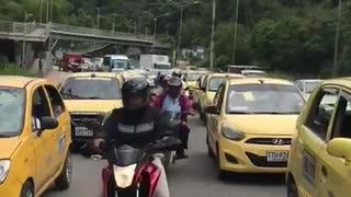 Avanza en Floridablanca nuevo Plan Tortuga de taxistas