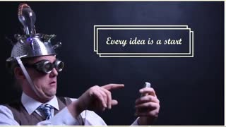 Ideas are great