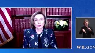 """Nancy Pelosi """"Open Biden"""" Must Watch 3.4.2021"""