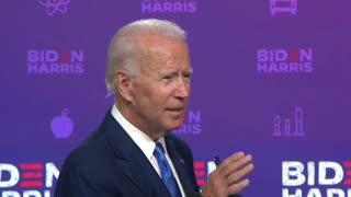 Joe Biden Caught Lying About His Federal Mask Mandate