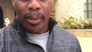 Herschel Walker on Georgia Election