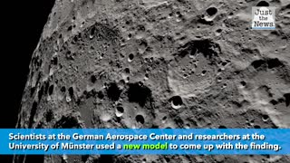 Moon may be younger than first thought