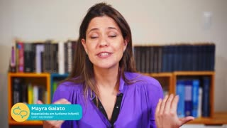 istimulating children with autism therapist
