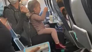 Child dad and pregnant mum kicked off a Spirit Airlines flight
