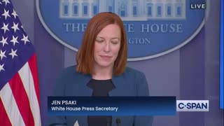 Reporter Confronts Psaki About Biden's Hypocrisy On China—She Is NOT Happy