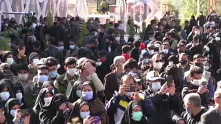Irán no olvida su venganza al cumplirse un año del asesinato de Soleimani